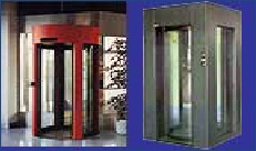 High Security Booths and Doors