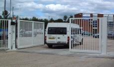 Vehicle Swing Gate