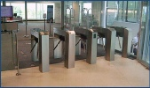 Auytomatic Systems Tripod Turnstile