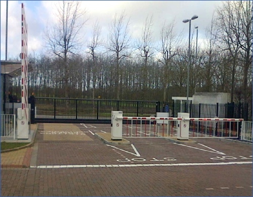 Automatic Systems BL40 Barrier